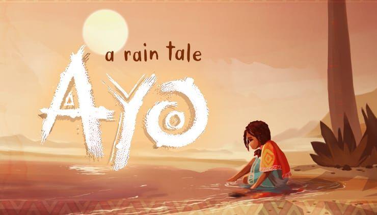 игра Ayo: A Rain Tale
