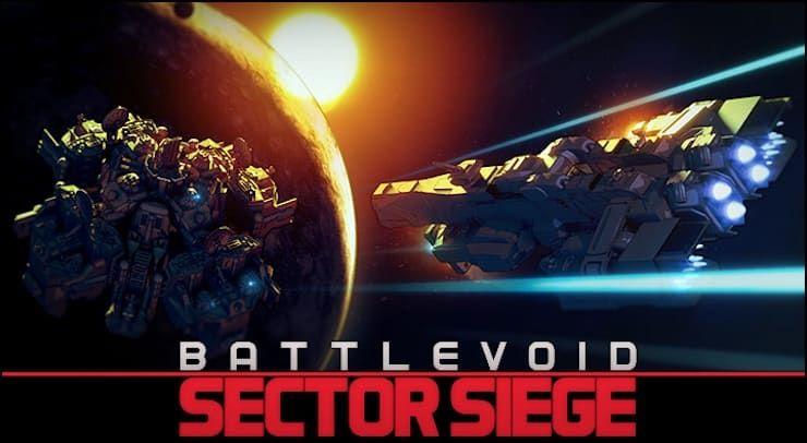 Battlevoid: Sector Siege - космическая стратегия для iPhone и iPad