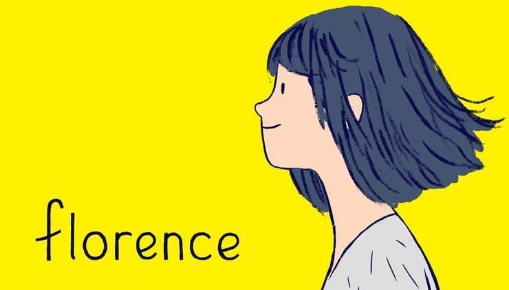 Обзор игры Florence для iPhone и iPad