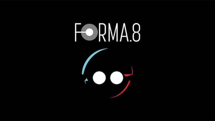 игра forma.8 GO для iPhone и iPad