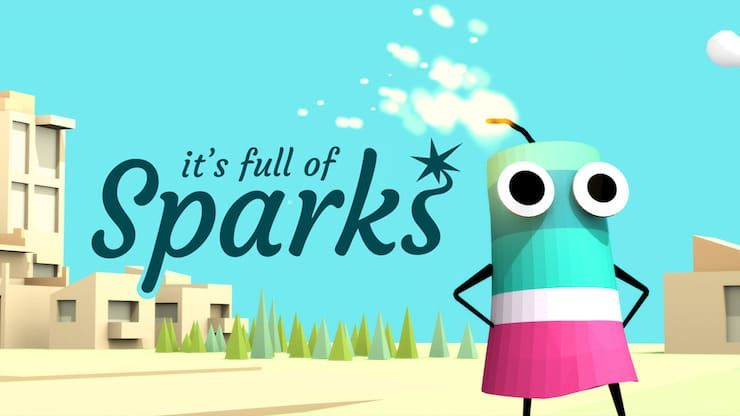Обзор игры It's Full of Sparks