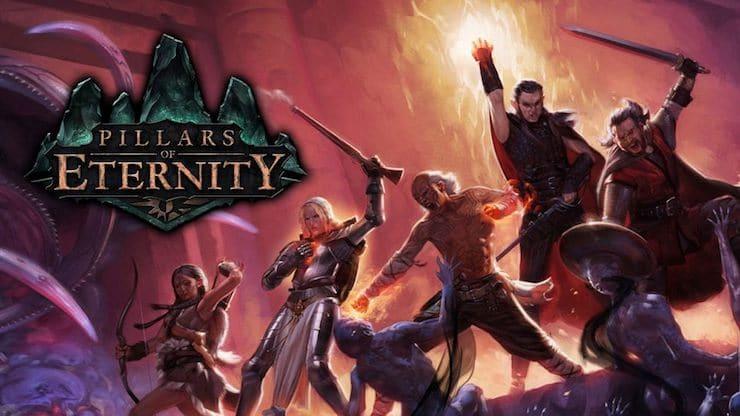 Обзор игры Pillars of Eternity для Mac