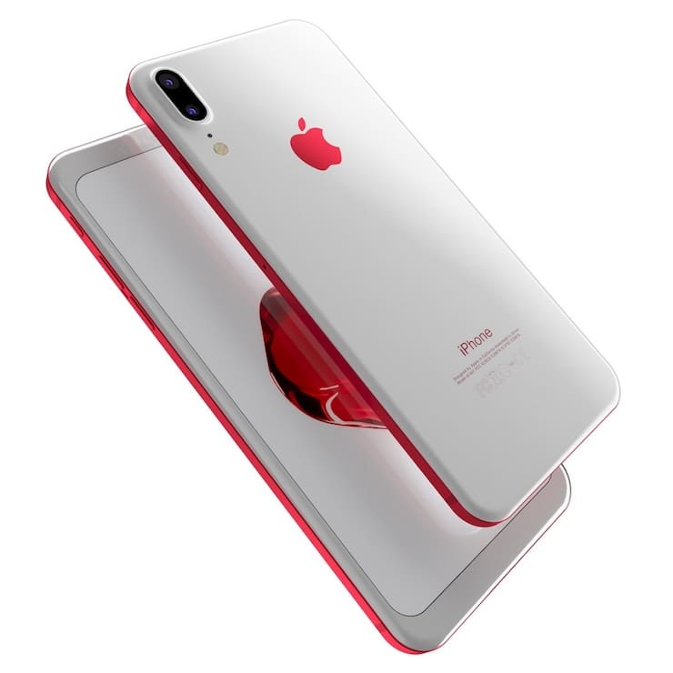 iPhone(PRODUCT)RED Special Edition