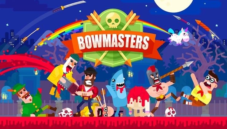 Bowmasters game