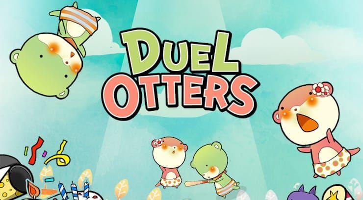 Игра Duel Otters