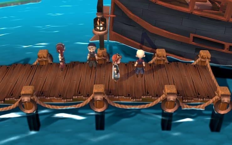 Обзор игры Evoland 2 для iPhone, iPad