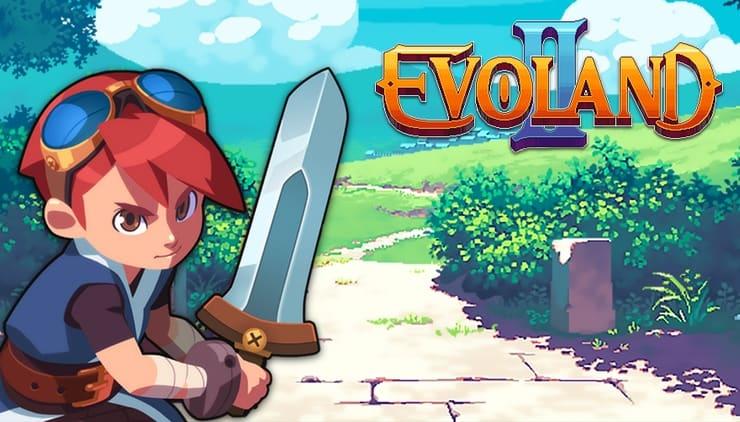 Игра Evoland 2