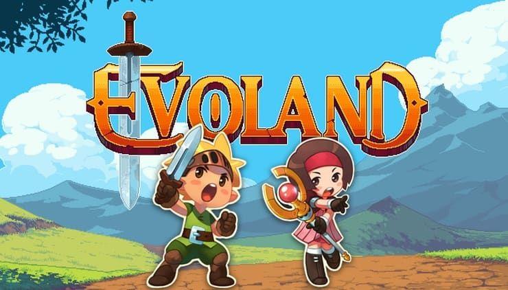 Игра Evoland
