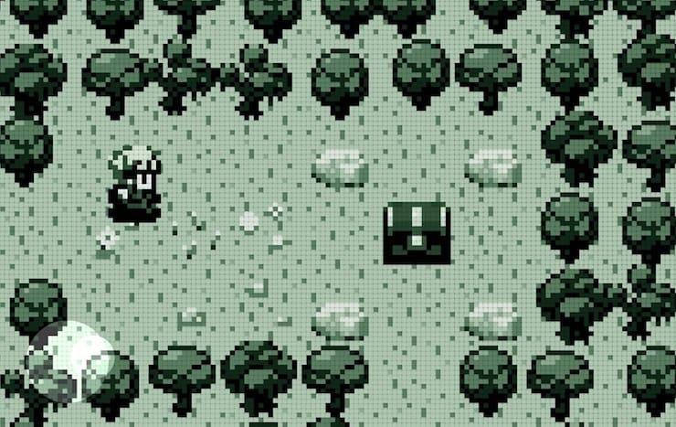 Игра Evoland: RPG