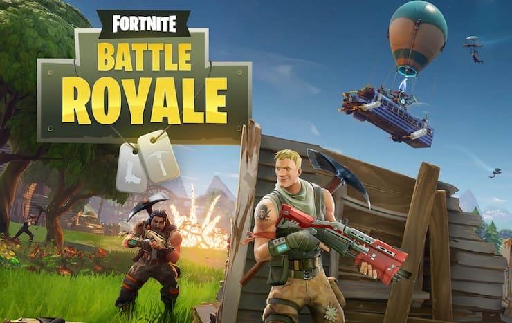 Fortnite: Battle Royale для iPhone