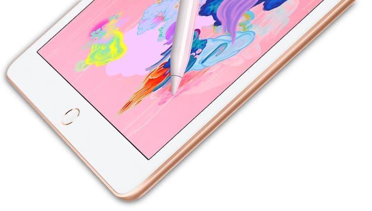 Новый iPad 2018 года