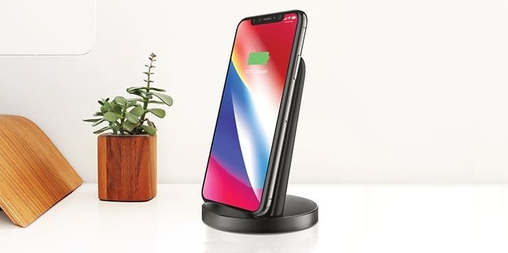 momax-QDOCK2-FAST-wireless-charger