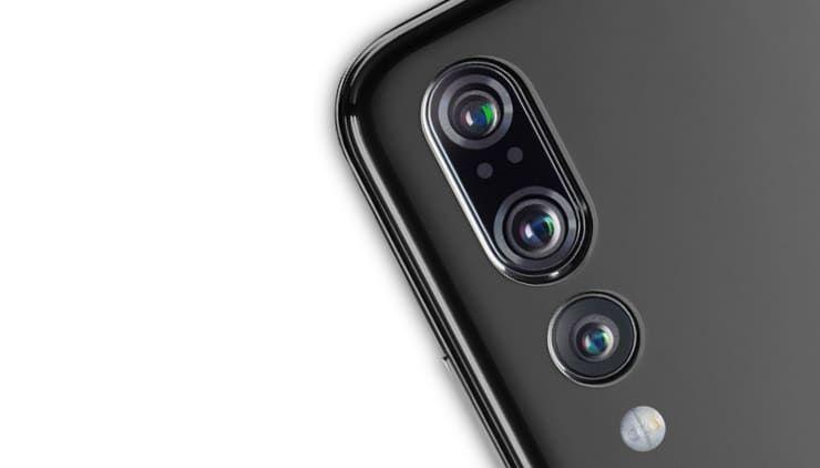 Huawei P20 камера