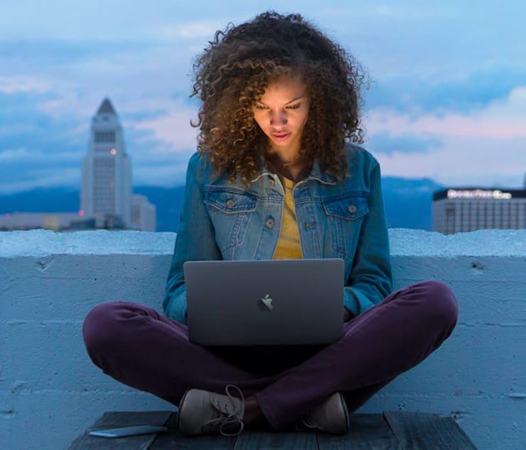 Как сохранить здоровье при работе за ноутбуком? 5 полезных советов