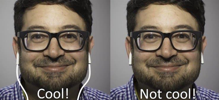 наушники EarPods против беспроводных AirPods