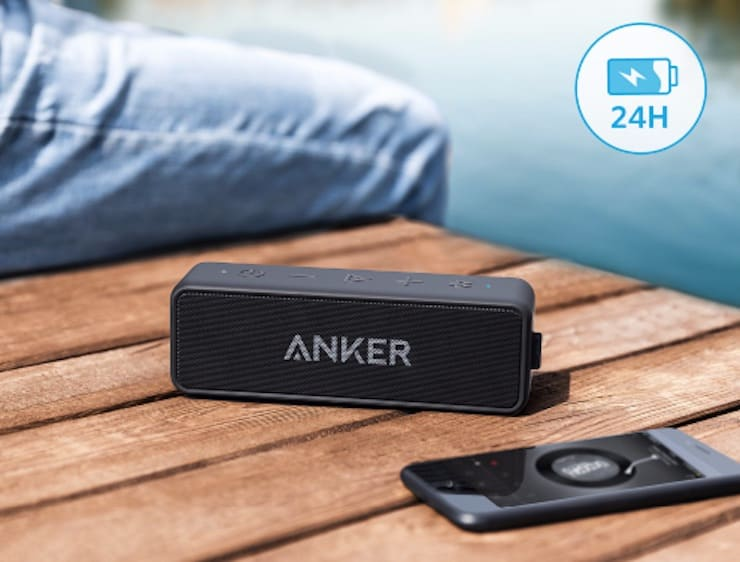 Anker - беспроводная колонка