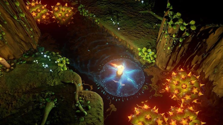 Обзор игры Candleman для iPhone и iPad