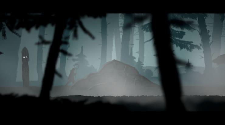 Игра The Mooseman «Человеколось» для iPhone и iPad