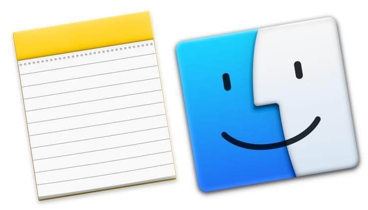 Заметки на Mac
