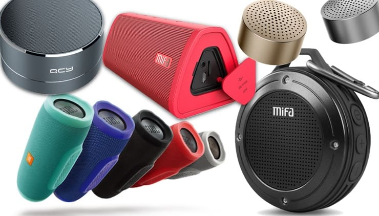 Лучшие беспроводные Bluetooth-колонки от JBL, Anker, Xiaomi, Mifa