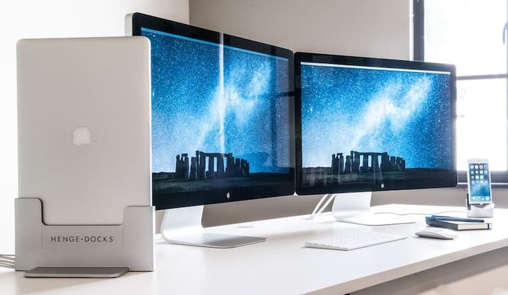 Второй 4К- или 5К монитор для Mac