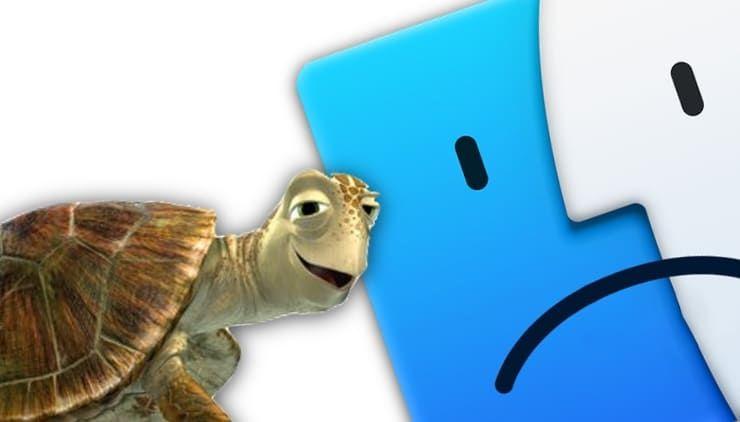MacBook тормозит (медленно работает) от батареи