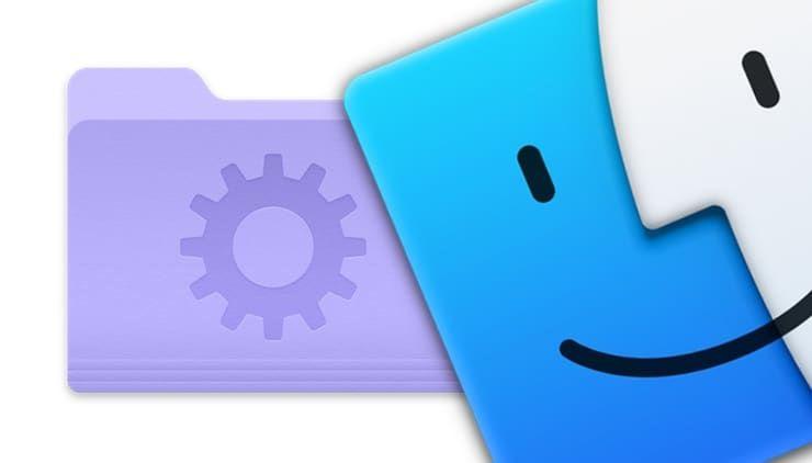 Cмарт-папки в Фото, Контактах и Mail на Mac (macOS)