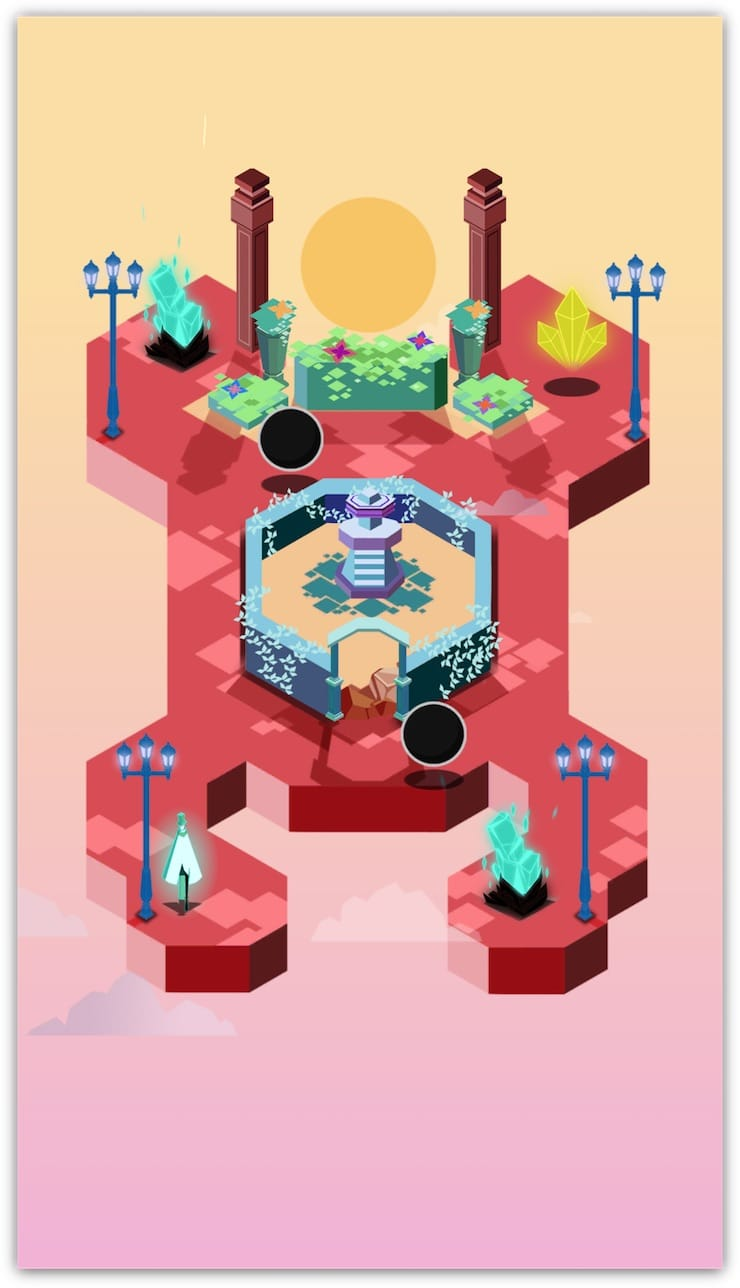 Review of the game Umiro for iOS