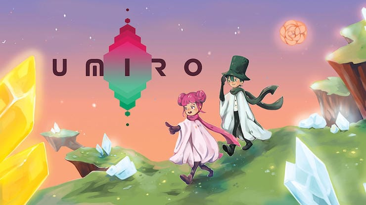 Обзор игры Umiro для iOS