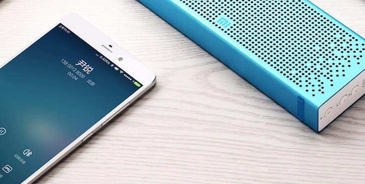 Xiaomi - беспроводная колонка