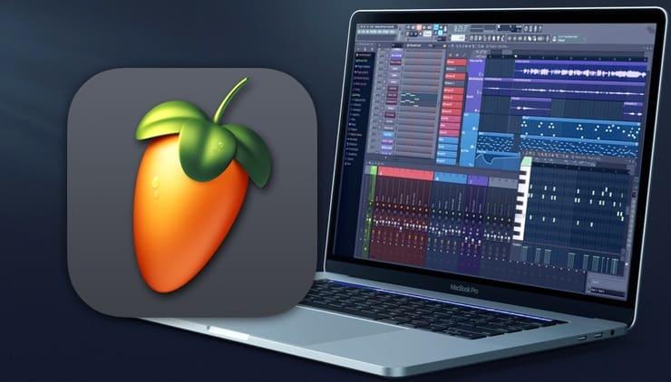 Вышел FL Studio (фрути лупс) для Mac