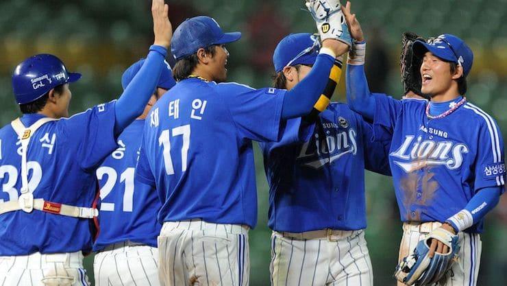 А еще Samsung делает бейсбол