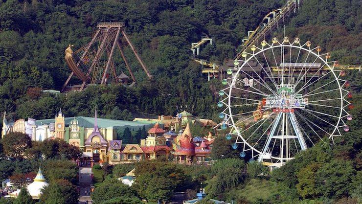 Парк развлечений Samsung