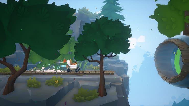 Игра Animal Super Squad (Курица на унитазе) для iPhone и iPad