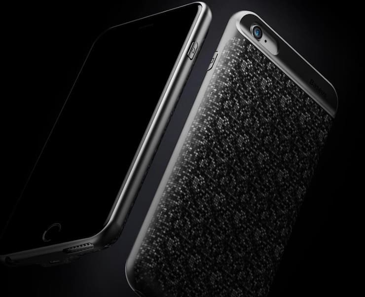 Чехол-зарядка для iPhone Baseus