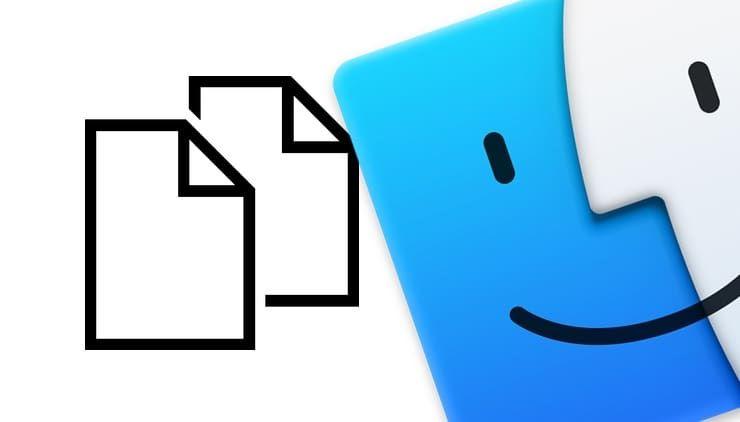 Как создавать шаблоны (дубликаты) документов на Mac