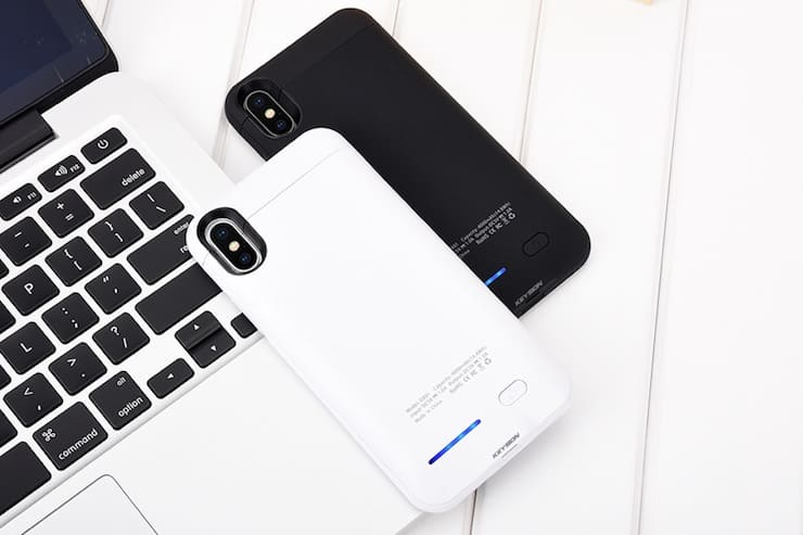 Чехол-зарядка для iPhone Keysion
