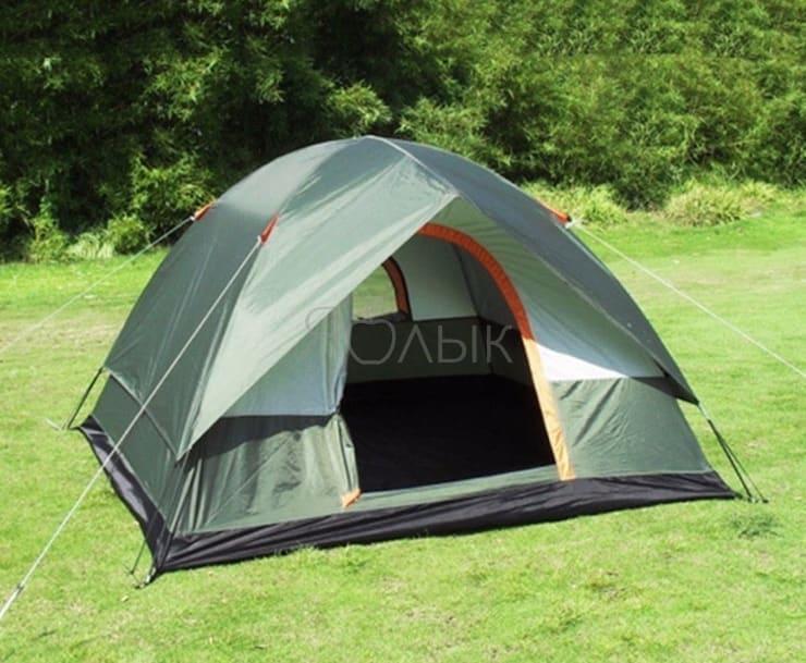Палатка на AliExpress