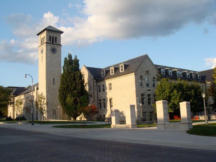 Queen's University in Kingston, Ontario