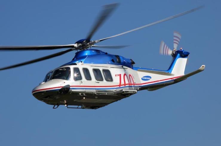 Вертолеты Samsung