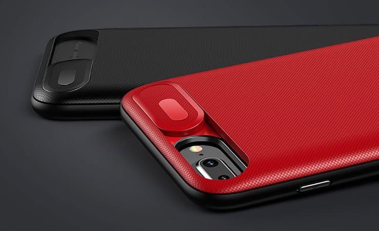 Чехол-зарядка для iPhone Usams