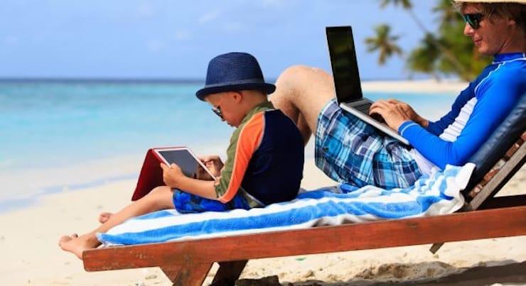 Как сделать отпуск более увлекательным с помощью гаджетов и мобильных приложений
