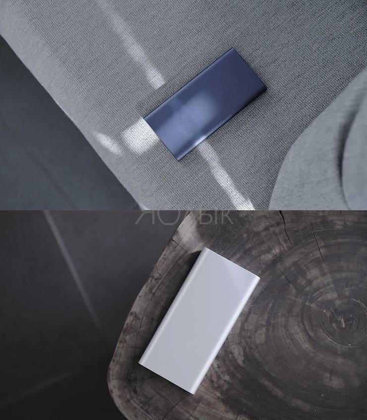 Внешний аккумулятор (повербанк) на AliExpress