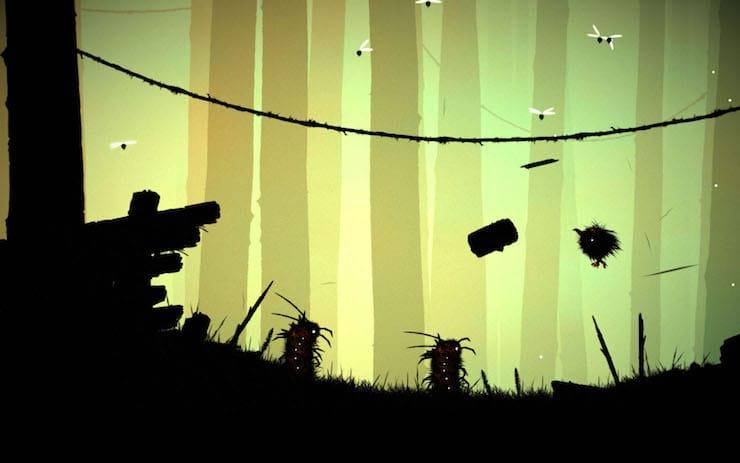 Обзор игры Feist для iPhone и IPad