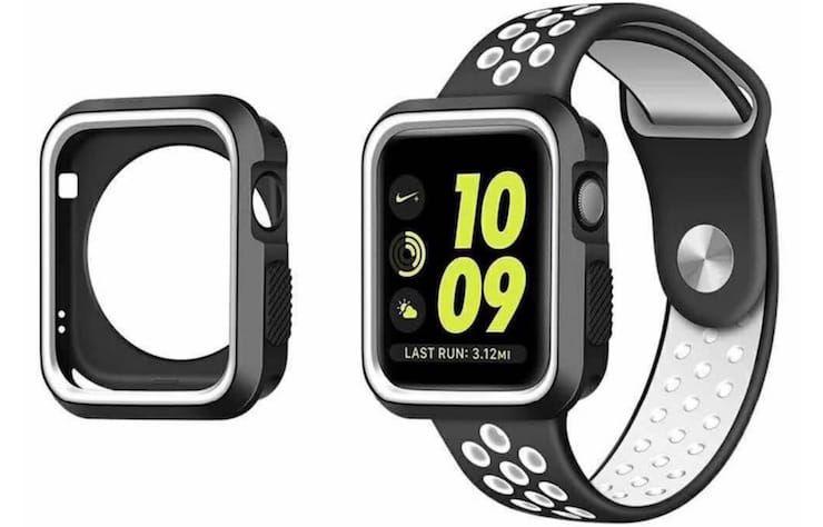 Защитный чехол для Apple Watch