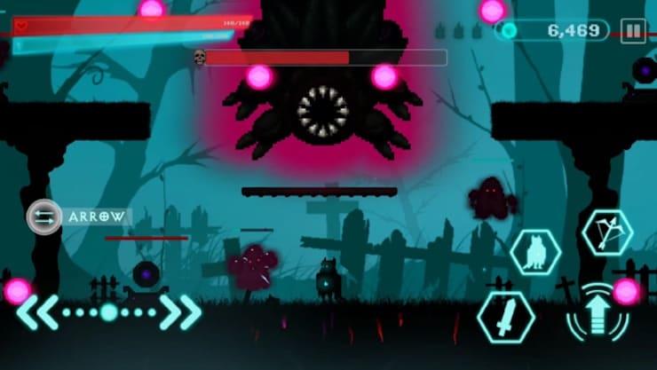 Обзор игры Gleam of Fire для iPhone и iPad