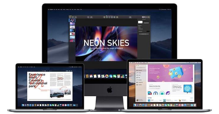 Какие MacBook, iMac, Mac Mini и Mac Pro поддерживают macOS Mojave 10.14