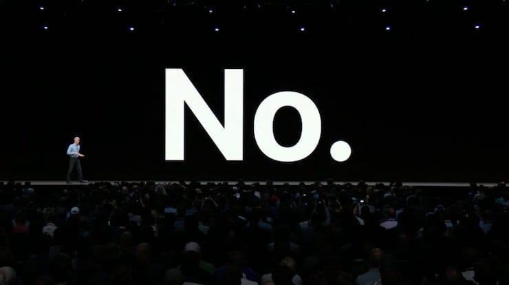 apple НЕ собирается объединять iOS и macOS