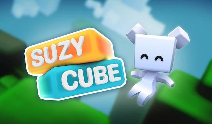 Игра Suzy Cube для iPhone и iPad – яркий, забавный 3D платформер в духе Super Mario