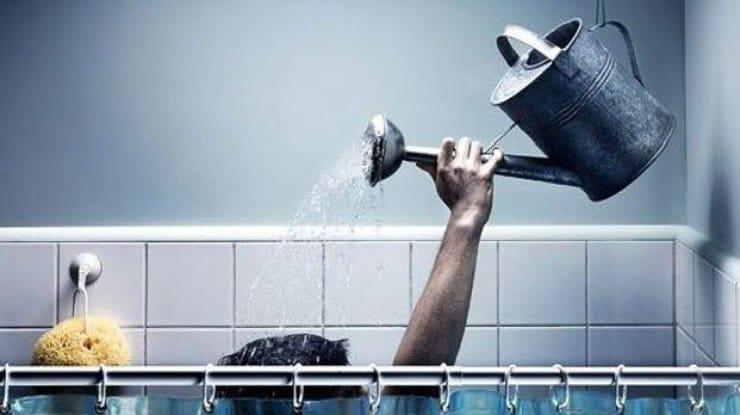 Зачем отключают горячую воду?